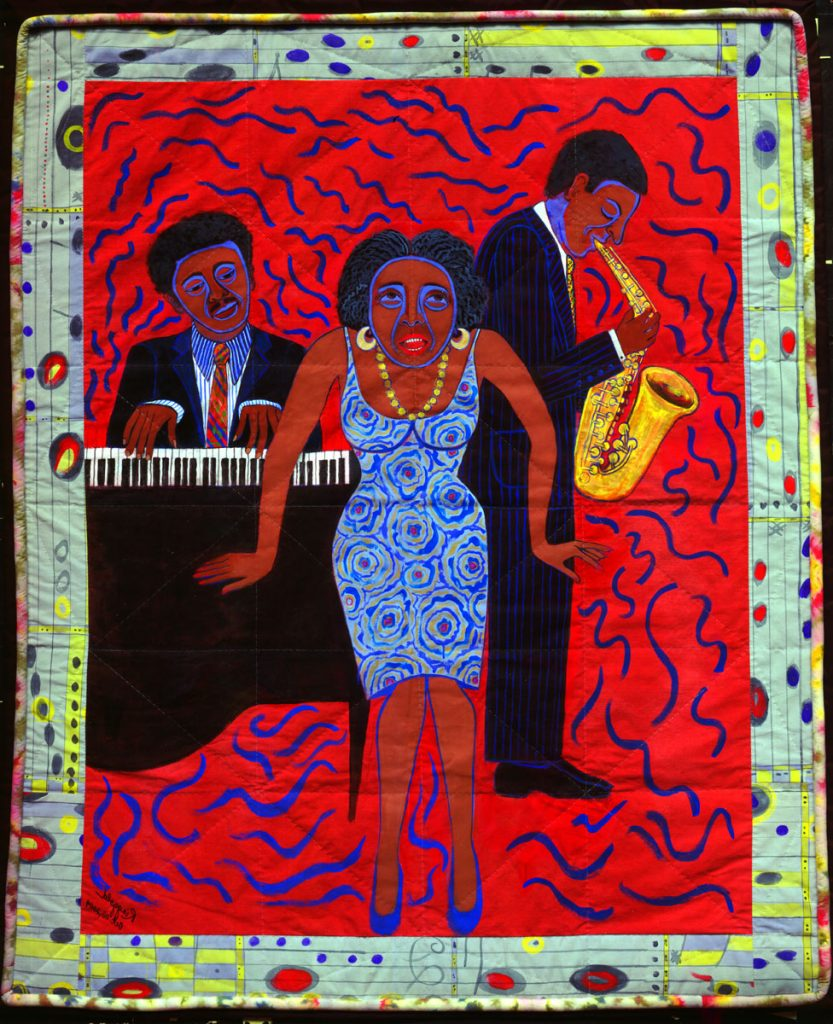Faith Ringgold - Jazz Stories