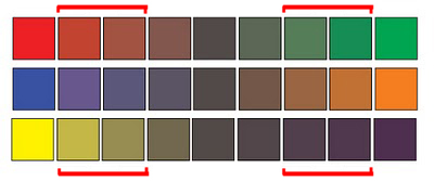 Muted Colors http://www.paintdrawpaint.com/