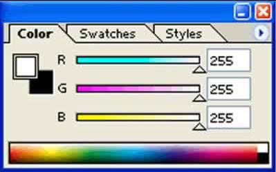 RGB CMY(K) complements
