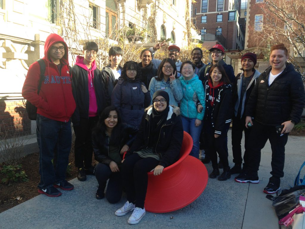First Year Learning Community at The Cooper Hewitt